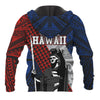 Kanaka King Polynesian Hoodie all over print - luxamz