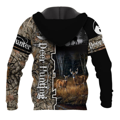 Deer Hunting All Over Print Shirt For Men and Women