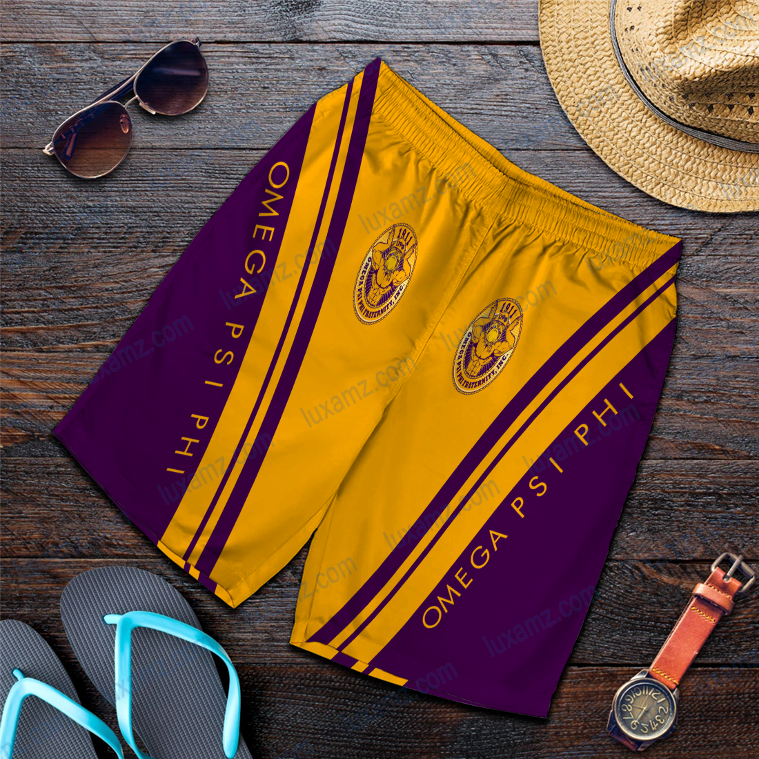Limited Edition men's beach Short