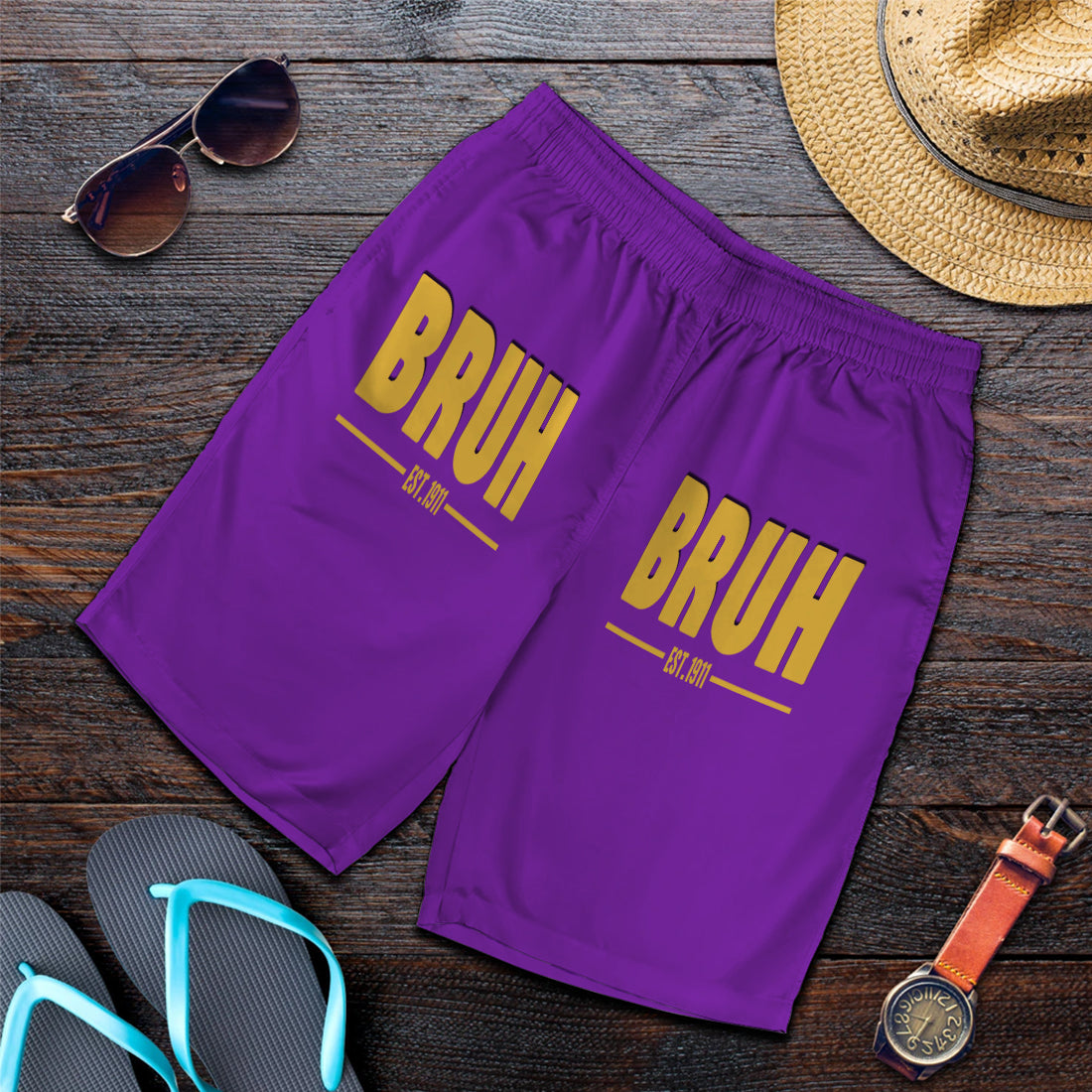 limited edition beach Short