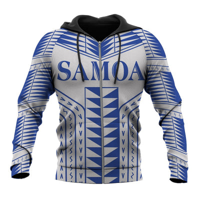 Manu Samoa All Over Hoodie all over print