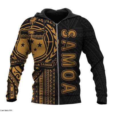 Samoa Polynesian All Over Print