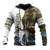 Elk Hunting All Over Printed Shirts For Men And Women