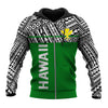 Hawaii Coat Of Arms Polynesian Horizontal Style All Over Print
