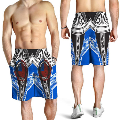 Samoa It_s In My DNA Color Blue beach short