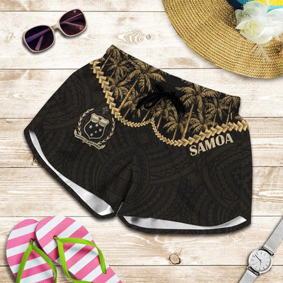 Samoa Golden Coconut Beach Short