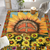 Hippie-Sunflower Rug - luxamz