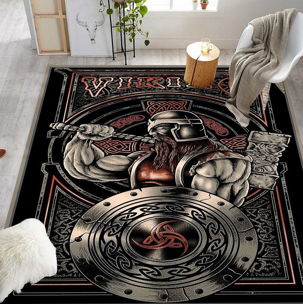 Norwegian Vikings Rug