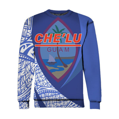 Guam Che_lu Polynesian Patterns Sport Style All Over Print
