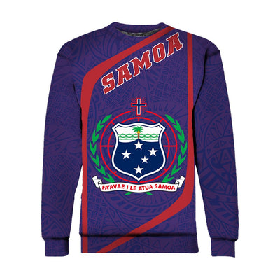 Samoa Hoodie Diamond Style All Over Print