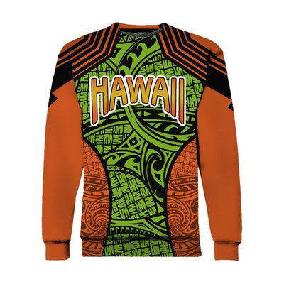 polynesian hawaii tribal Polynesian culture flag Style All Over Print