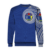 Escudo De Cook Islands Blue all over print