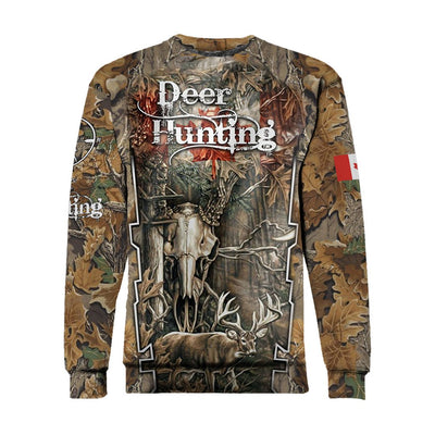 Spread Store Deer Hunting Flag All Over Print Shirt For Men and Women