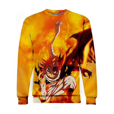 Etherious Natsu Dragneel All over print - luxamz