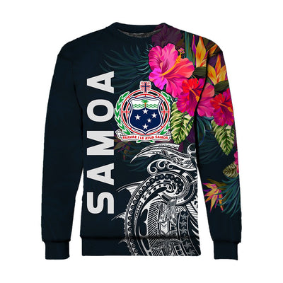 Samoa Samoan Summer Vibes all over print - luxamz
