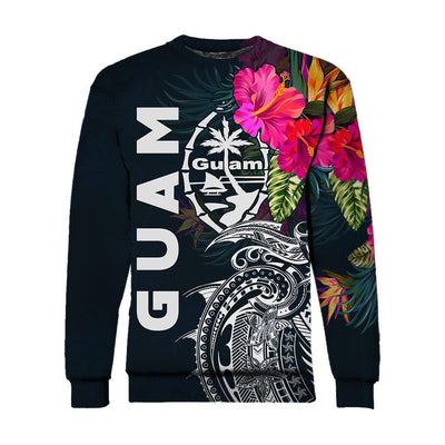 Guam Guahan Summer Vibes all over print