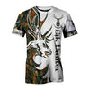 TATTOO CAMO HUNTER ALL OVER PRINT SHIRTS FOR MEN AND WOMEN