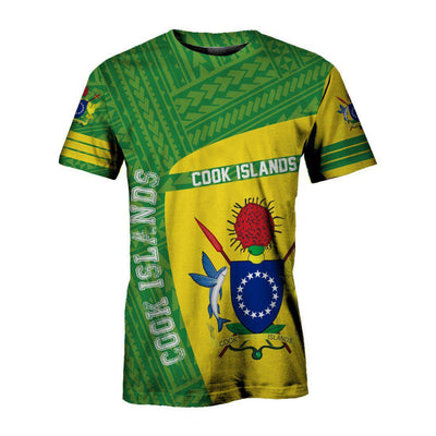 Cook Islands Polynesia Sport Premium Style All Over Print - luxamz