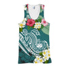 Samoa Polynesian  Summer Plumeria All Over Print