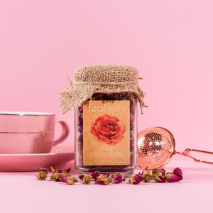 Rose Gold Stainless Tea strainer