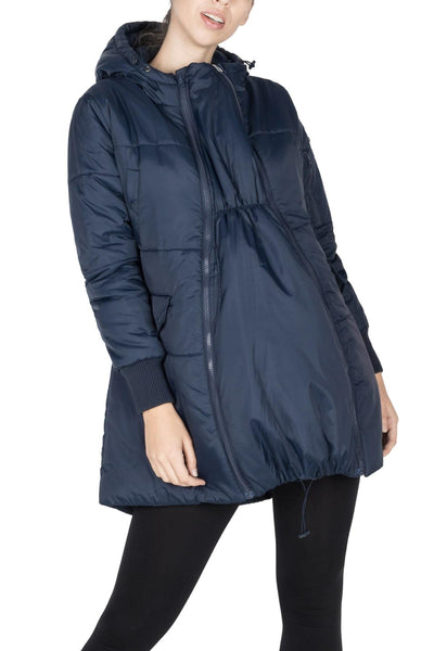 Waterproof Maternity Coat 3 in 1 Panel by Modern Eternity