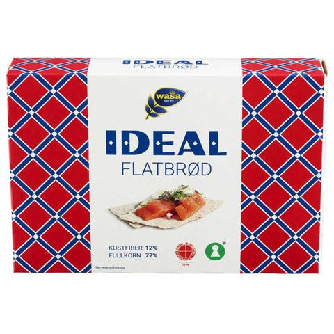 Ideal flatbread 300 grams (flatbrød)