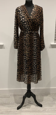 Animal Print Dress - Just Mia Boutique Just Mia Boutique UK Ladies Fashion Boutique