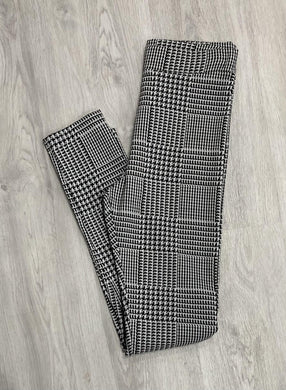 Dogtooth leggings - Just Mia Boutique Just Mia Boutique UK Ladies Fashion Boutique