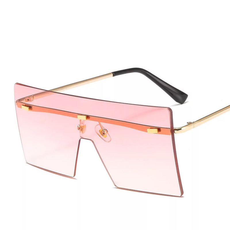 Flat Top Sun Glasses For Women