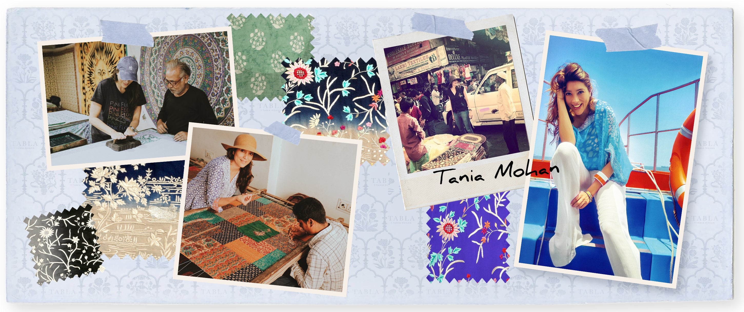 about Tania Mohan, founder of TABLA