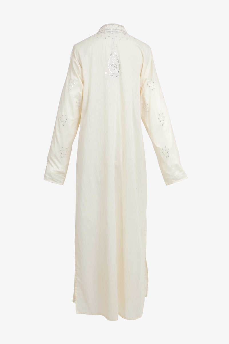 MALINI COTTON KAFTAN