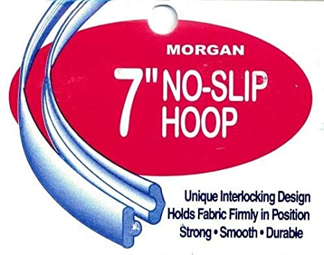"Morgan 7"" No-slip Hoop"