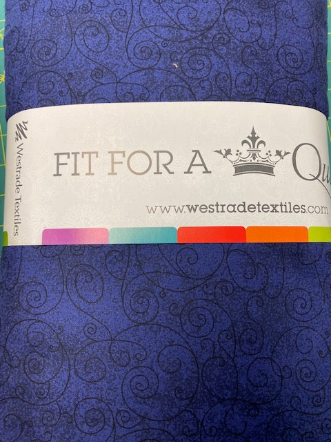 Fit for a Queen Wideback - Flannel