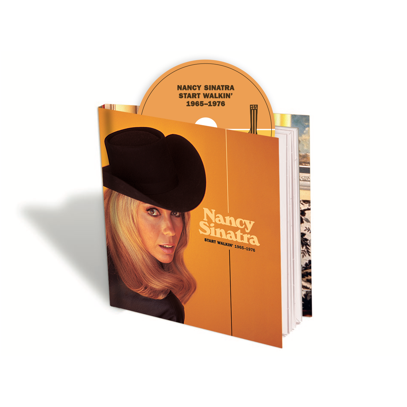Start Walkin' Deluxe CD Book