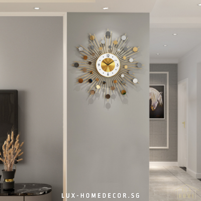 Singapore's Fully-Online Home Decoration Gallery. Modern Home Decorations, Contemporary Home Decorations, Vintage Home Decorations, Scandinavian Home Decorations. Free Delivery for all Wall Clocks, Wall Painting, Table Decor ations, Wall Decorations, Flower Vase & Vanity Mirrors.