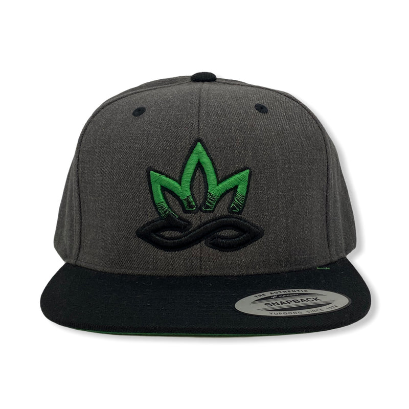 HPC DARK GREY SNAPBACK HAT
