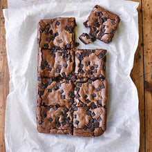 Load image into Gallery viewer, Chocolate Brownie Traybake