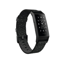 Load image into Gallery viewer, Fitbit Charge 4 SE - Granite Reflective Woven/Black