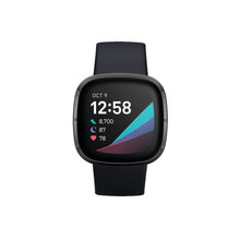 Load image into Gallery viewer, Fitbit Sense Carbon/Graphite