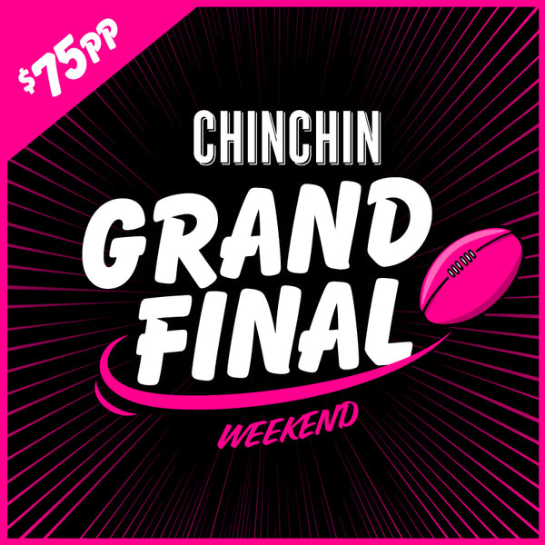 CHIN CHIN 'Grand Final Weekend Special' (SERVES 2)