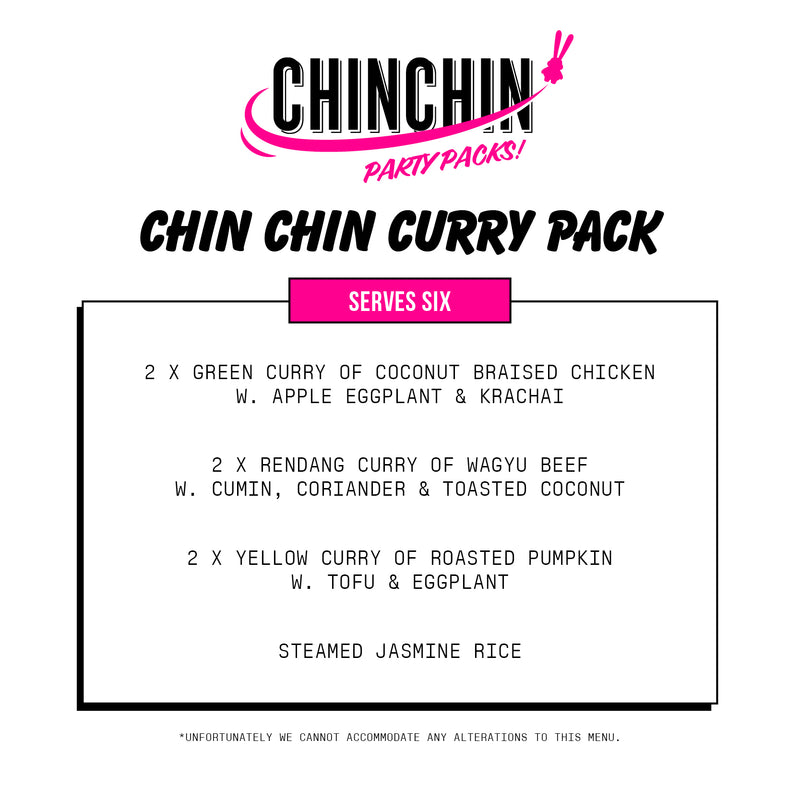 CHIN CHIN CURRY PACK (SERVES SIX)