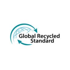 Nos bonnets sont labellisés par Global Recycled Standard
