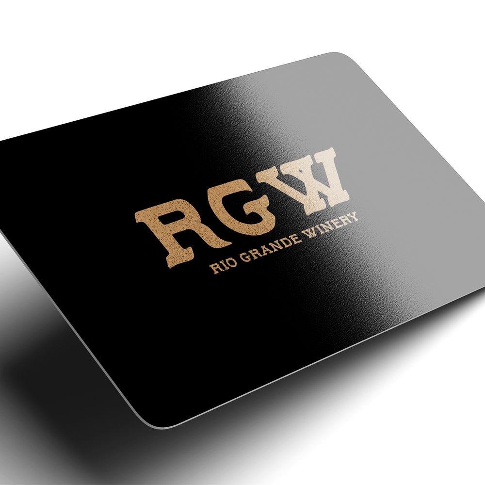 Rio Grande Winery Gift Card