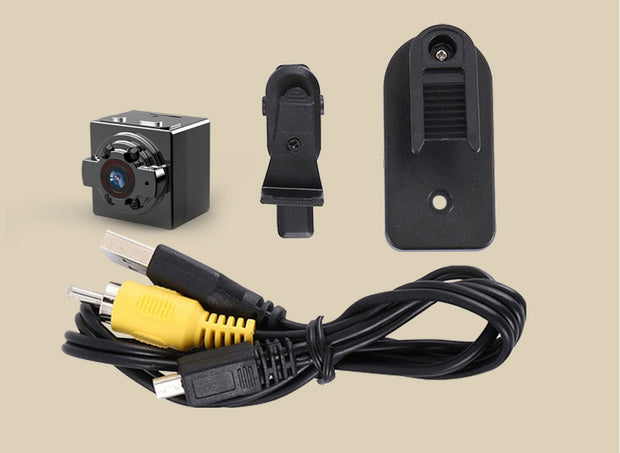 HD 720P Mini Camera Camcorder - Gadgetir