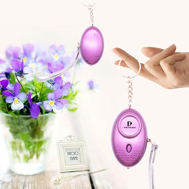 Pripaso Self Defense Alarm - Gadgetir