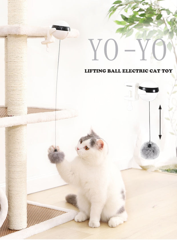 Electronic Motion Cat Toy - Gadgetir
