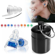 Professional Music Earplugs Noise - Gadgetir