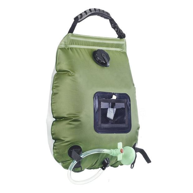 Hiking Camping Shower Bag - Gadgetir