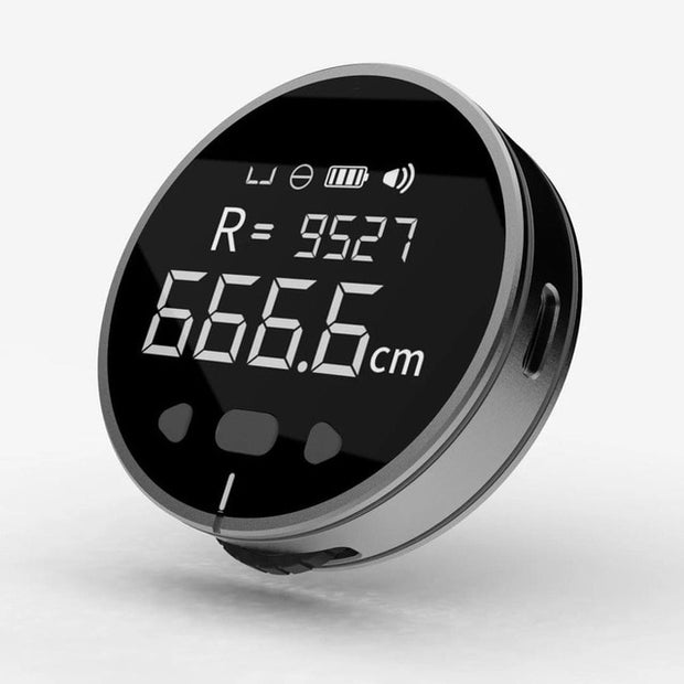 Multifunctional Electric Measure Distance Meter - Gadgetir