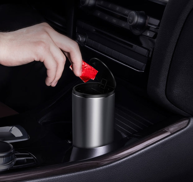 Automatic Car Trash Can - Gadgetir
